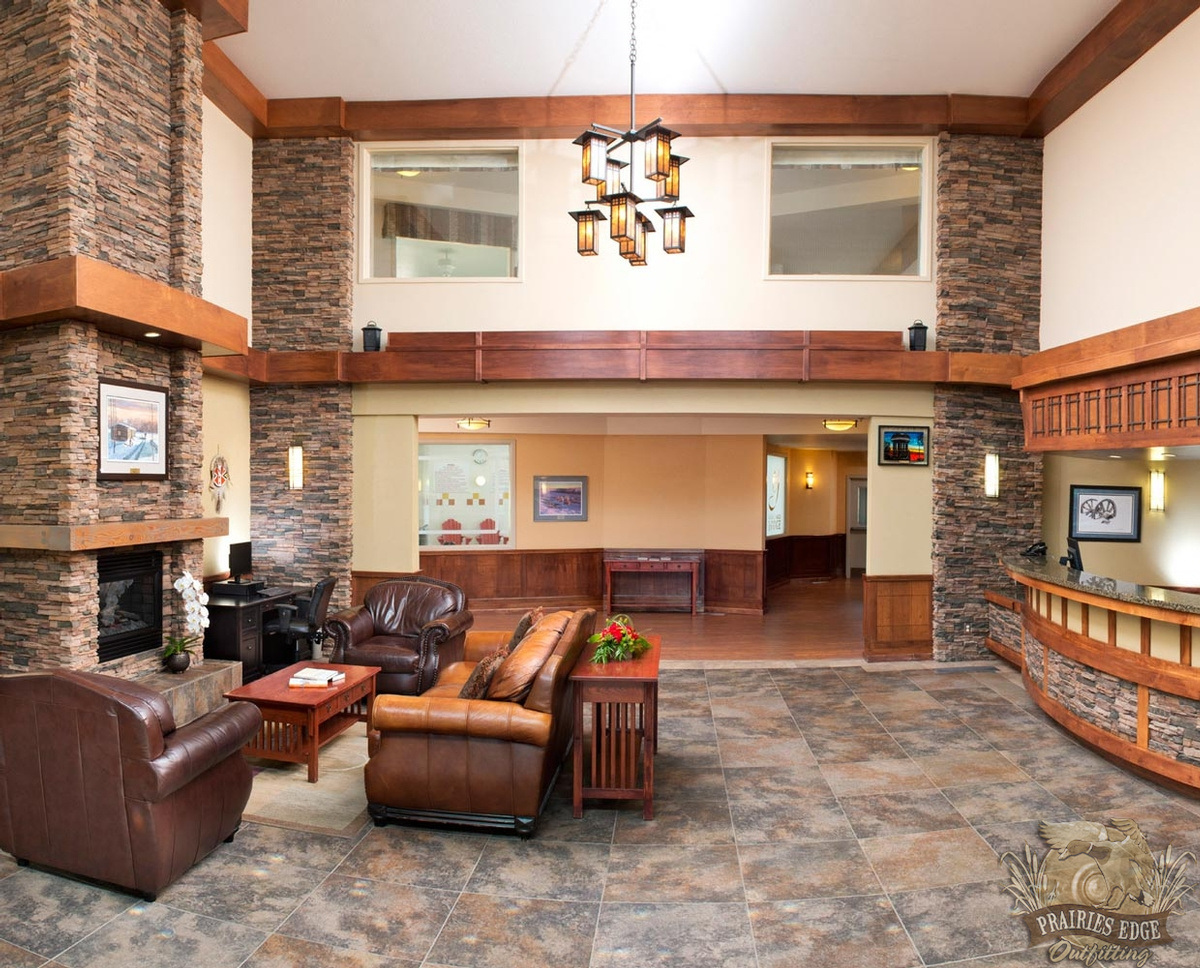saskatchewan waterfowl hunters lodging